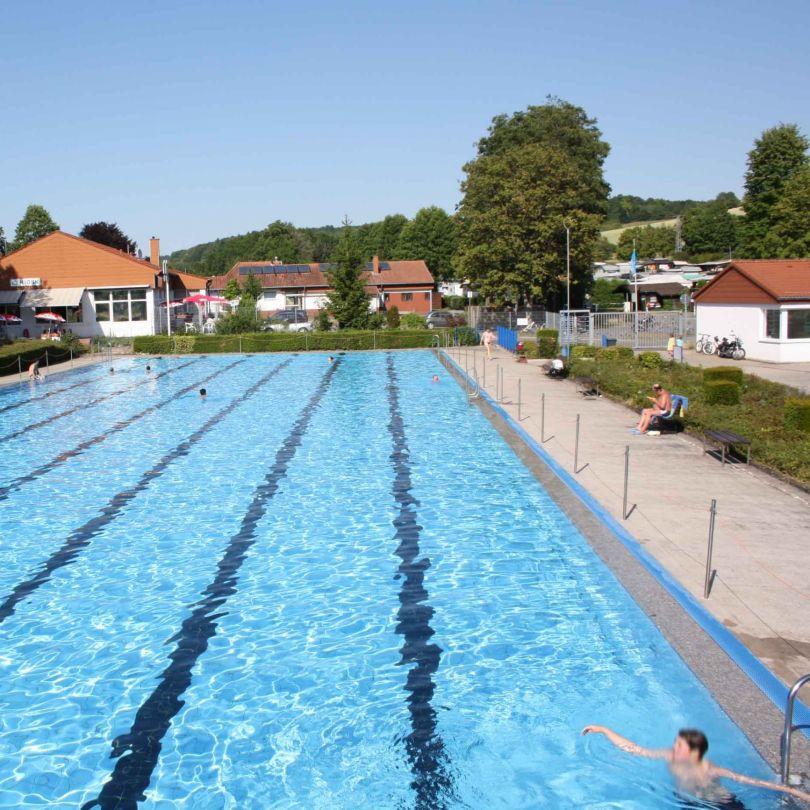Pool Camping Walsheim